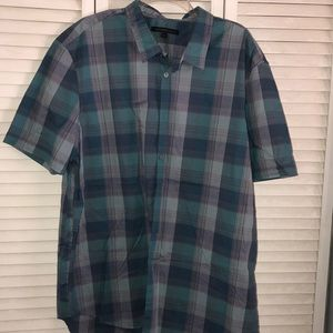 Men's John Varvatos Casual Button Down Shirt